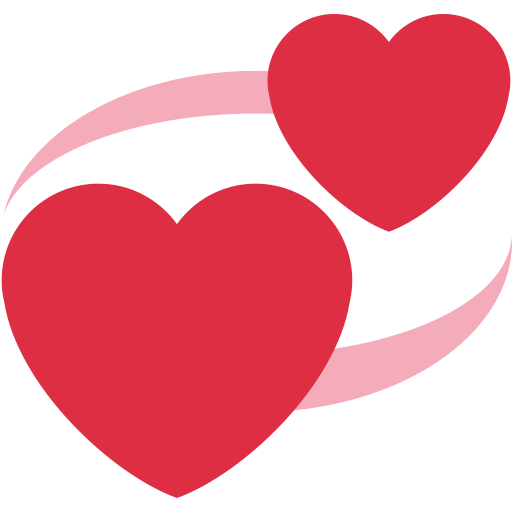 ATW: What does 💞 - Revolving Hearts Emoji mean?