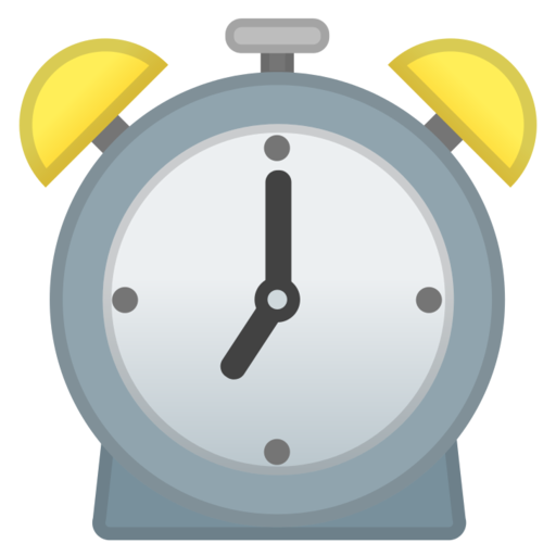 ATW: What does ⏰ - Alarm Clock Emoji mean?