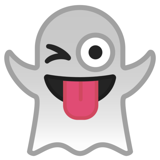 ATW: What does 👻 - Ghost Emoji mean?