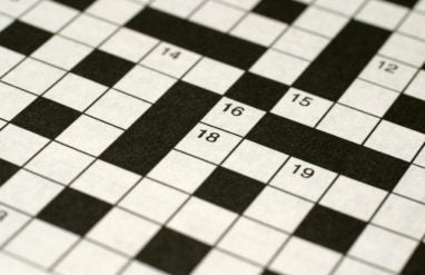 dating from distant past crossword