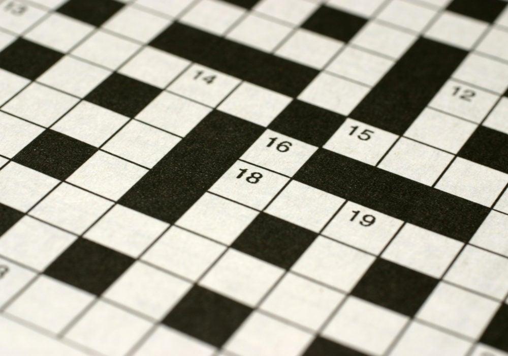 Crossword Lovers - cover