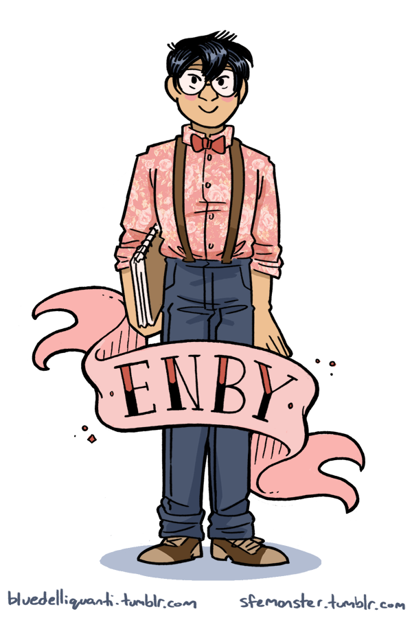 What Does enby Mean?   Gender & Sexuality by Dictionary com