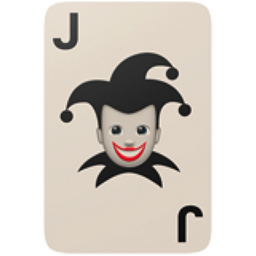 ATW: What Does 🃏 Mean? | Emoji by Dictionary com