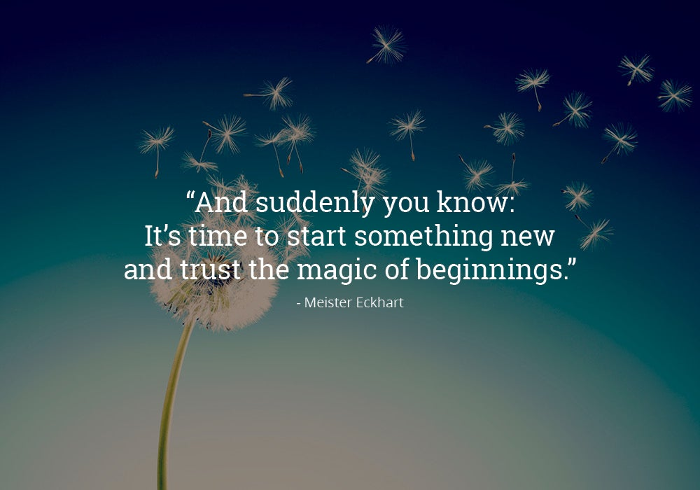 May These Quotes Inspire A New Beginning For You ...
