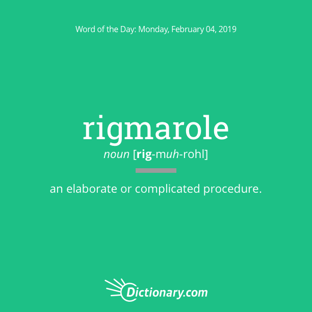 Word Of The Day By Dictionarycom