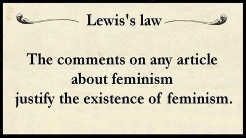 What Does Lewis's Law Mean? | Pop Culture by Dictionary com