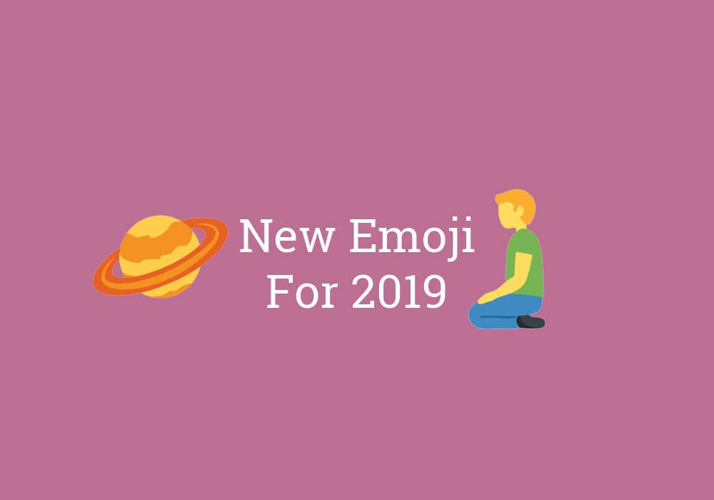 The New Emoji Added In 2019 Are Some Of The Most Diverse Yet
