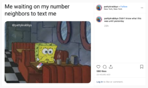 What Does number neighbor Mean? | Memes by Dictionary com