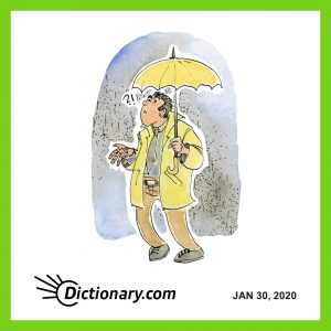 Word Of The Day Mizzle Dictionary Com