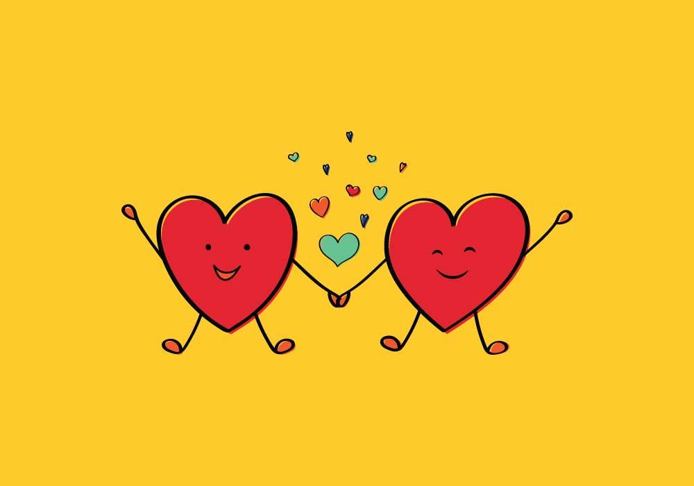 E love