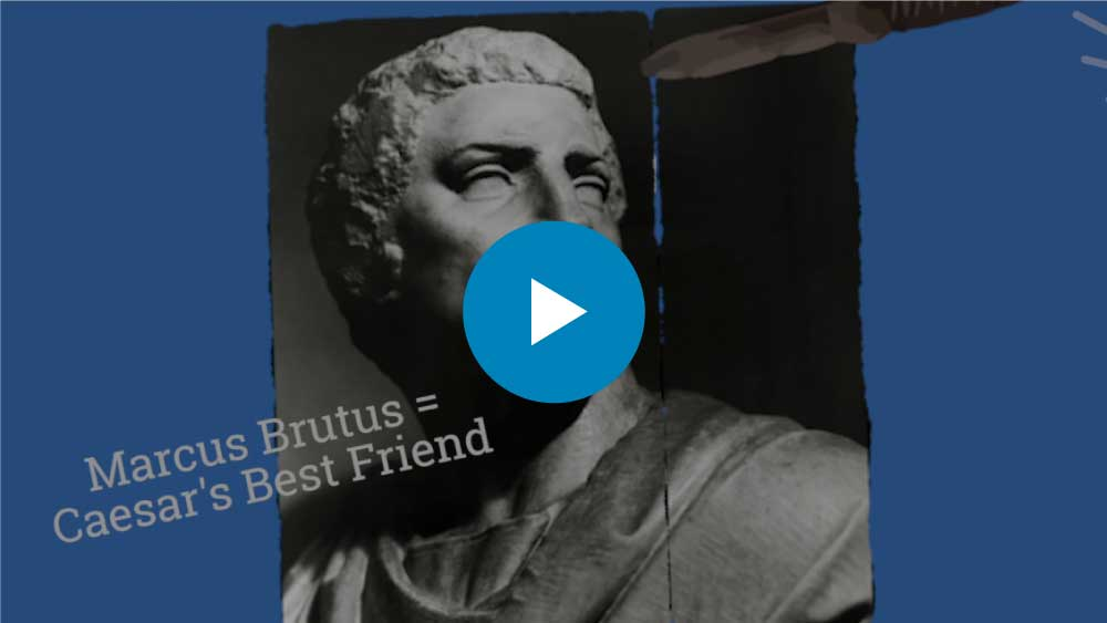 """The Meaning Behind """"Et Tu Brute?"""""""