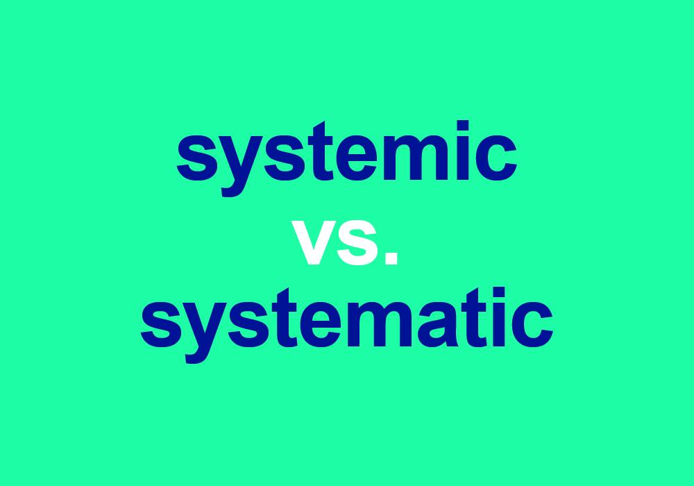 Organized Methodical Synonym
