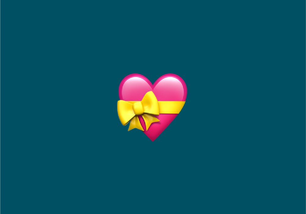 Meaning Of Heart With Ribbon Emoji Emoji Definitions By Dictionary Com