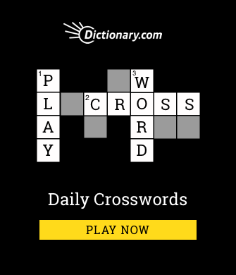 Free Crossword Solver Help Clues Answers Dictionary Com